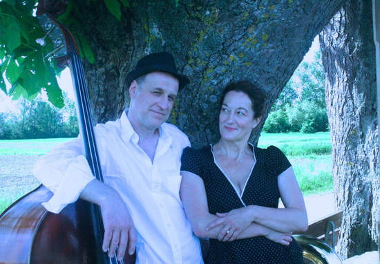 Brigit Süß und Klaus Ratzek