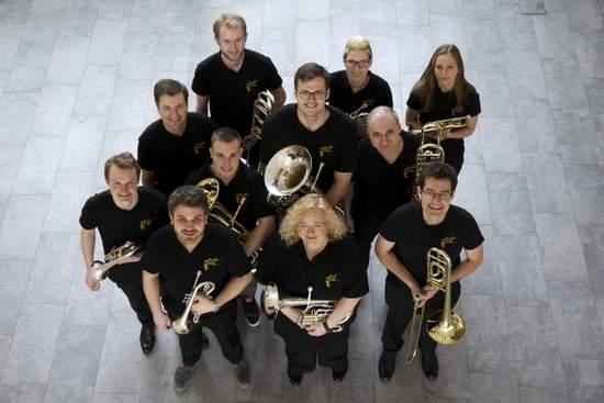 Solistenensemble der Brass Band München