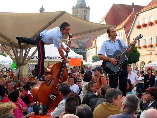 Marktplatzsommer in Bad Neustadt