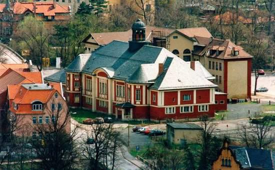 Volkshaus, Meiningen