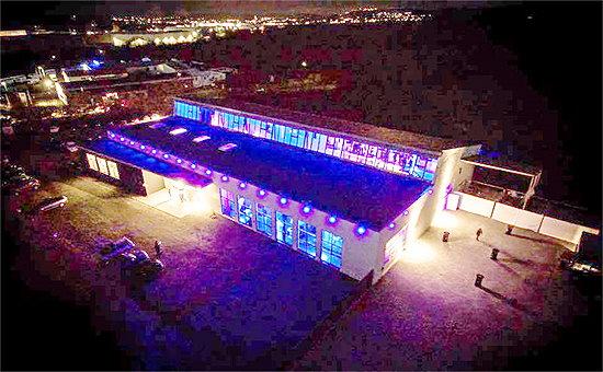 Event- und Messezentrum Niederlauer
