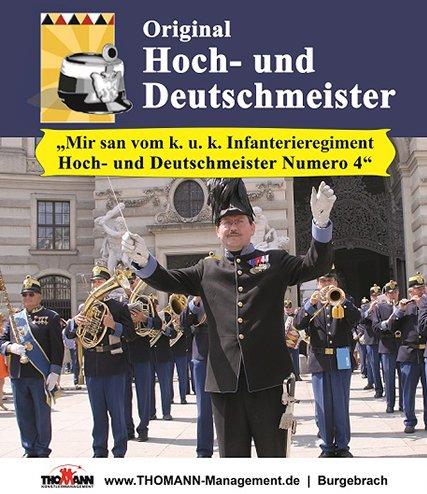Die Original Hoch- und Deutschmeister Wien